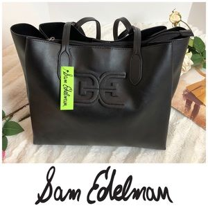Sam Edelman Penelope Triple Compartment Tote Bag